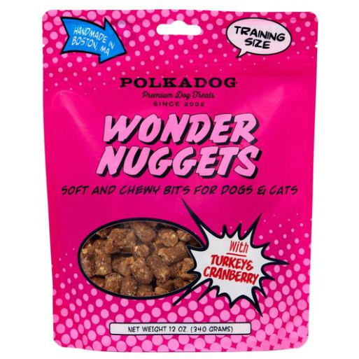 wonder nuggets turkey & cranberry