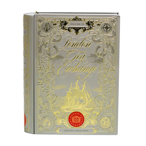Tea Book Volume VI Festive Collection