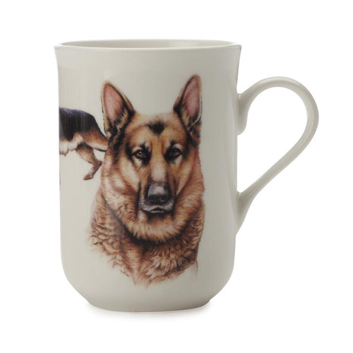 Cashmere Dog German Shepherd Mug