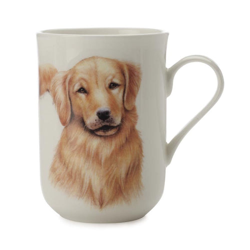 Cashmere Dog Golden Retriever Mug