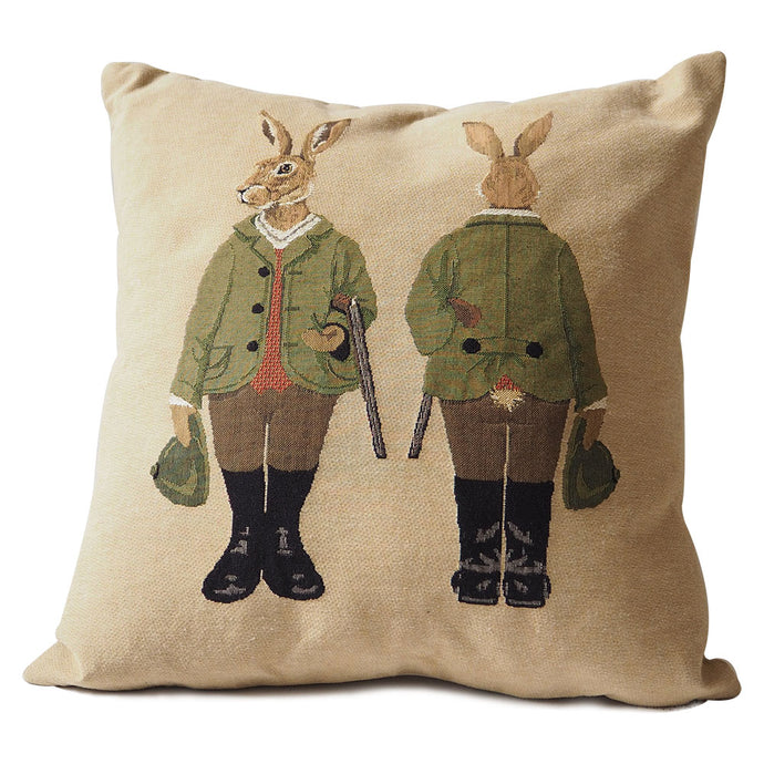 Hare Pillow