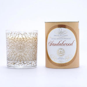 Sandalwood Candle - KEW Royal Botanic Gardens