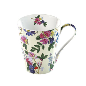 Kilburn Cream Fine Bone China Mug in Gift Box