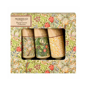 Morris & Co Golden Lily Hand Cream Collection