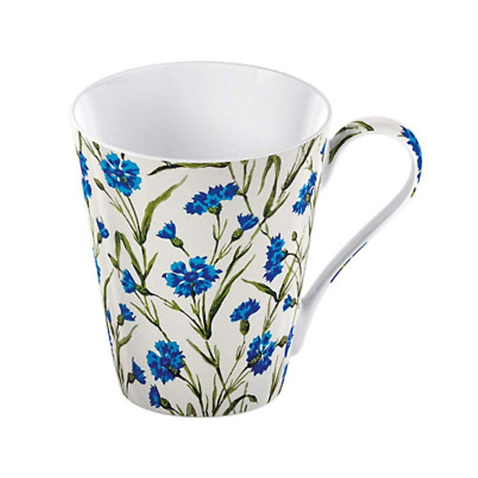 V&A Cornflower Fine Bone China Mug in Gift Box