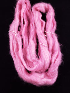 Blush- Kid Mohair Silk Lace
