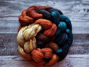 Till the Rust Consumes (October Luxe Fiber Color)