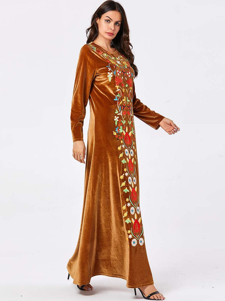 High quality new fashion Muslim dress