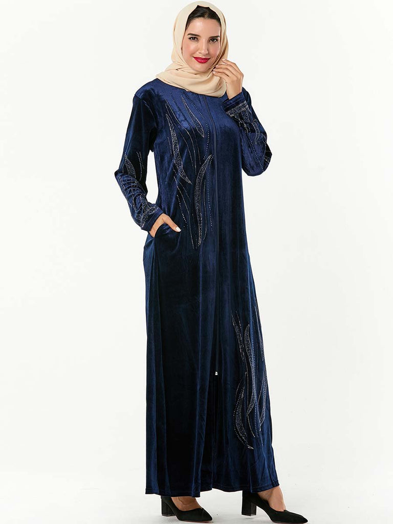 New Arabian long skirt fashion high quality Muslim dress