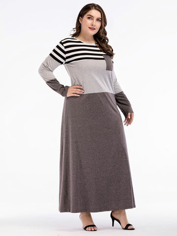Plus Size Day Dress
