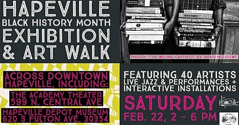 Hapeville Black History Month Exhibition