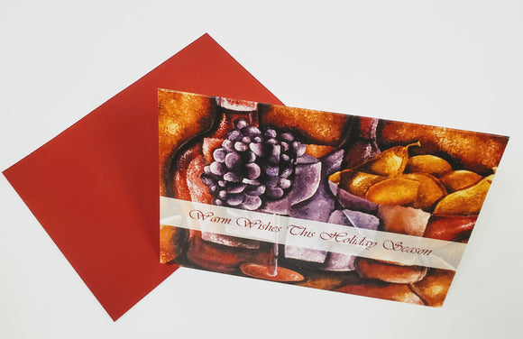 Seasonal Holiday Greeting Cards - Souvenirs