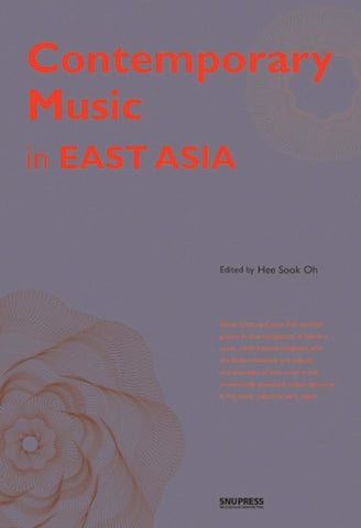 Contemporary Music in East Asia - kongnpark