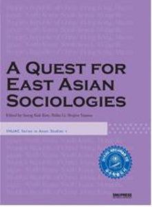 A Quest for East Asian Sociologies - booksonkorea.com