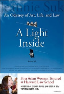 A Light Inside  An Oddyssey of Art, Life and Law