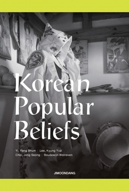 Korean Popular Beliefs - booksonkorea.com