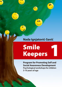 Smile Keepers 1 Program for Promoting Self and Social Awareness Development - booksonkorea.com