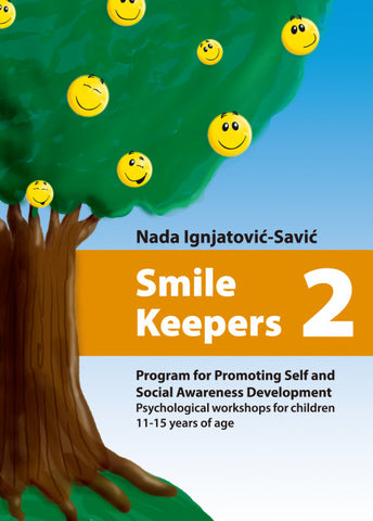 Smile Keepers 2  Program for Promoting Self and Social Awareness Development - booksonkorea.com