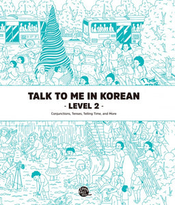 Talk To Me In Korean Level 2 - booksonkorea.com