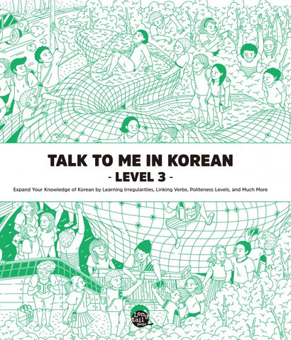Talk To Me In Korean Level 3 - booksonkorea.com