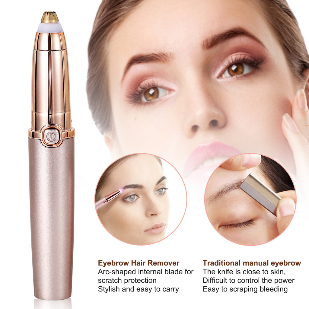 ToullGo-Eyebrow Trimmer for Bikini Arm Leg Body
