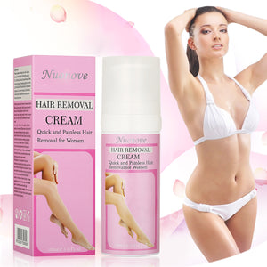 ToullGo-Hair Removal Cream on Face, Bikini, Underarm, Leaves the skin gently