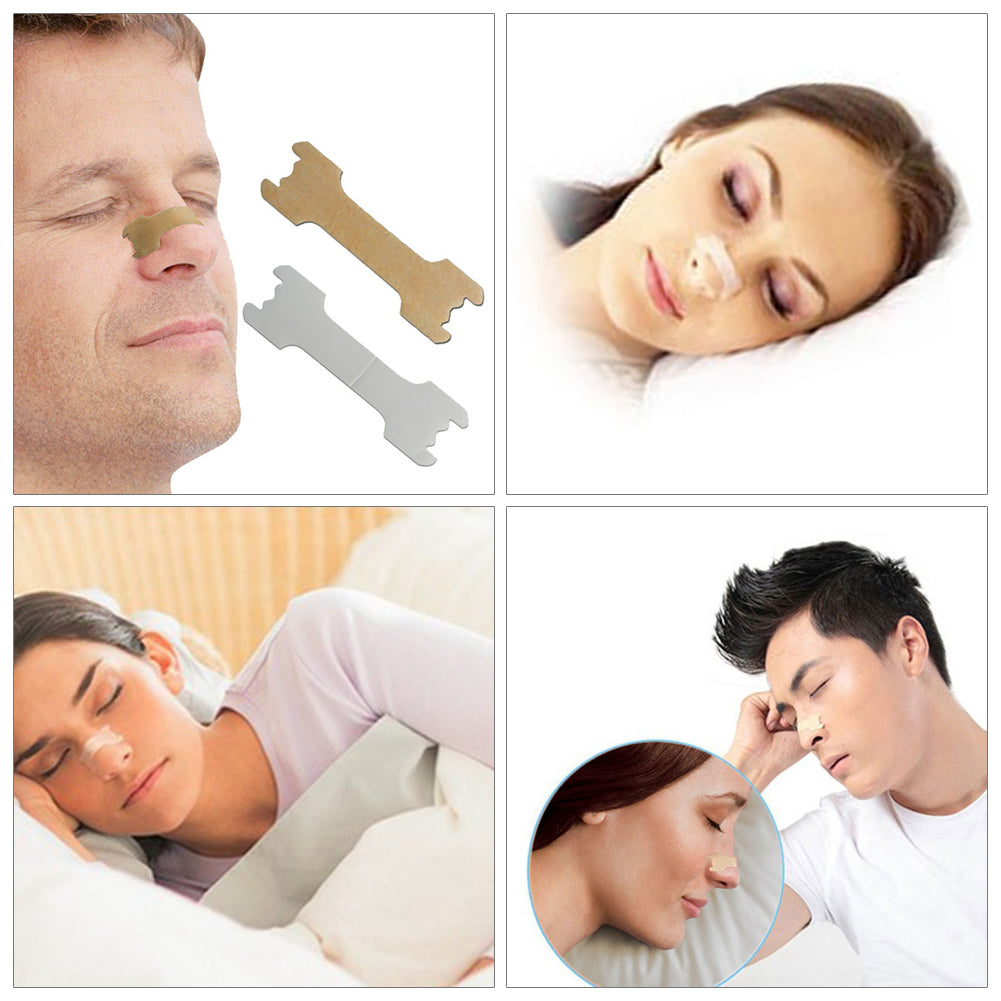 ToullGo-Nasal patches Snoring for maximum grip at night while sleeping against snoring and better nasal breathing during sports