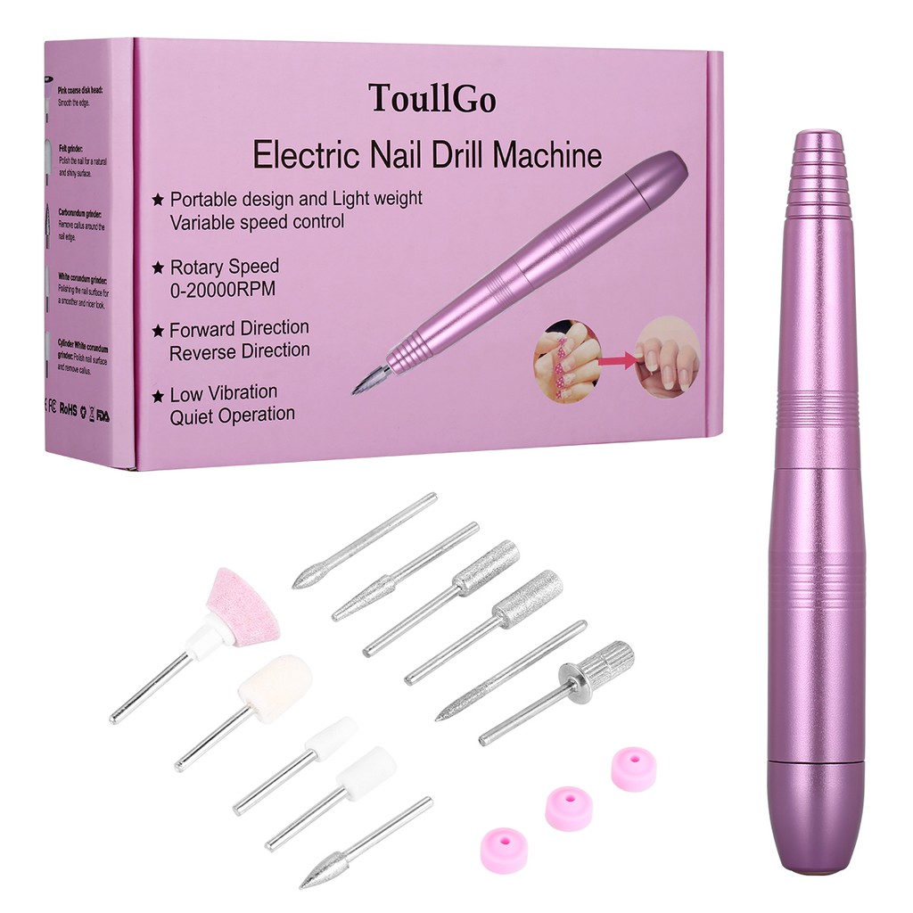 ToullGO-Electric Nail File