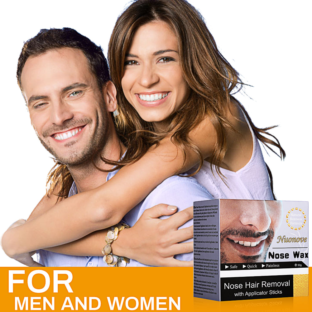ToullGo-Nose Wax for Men and Women, Safe Quick and Painless