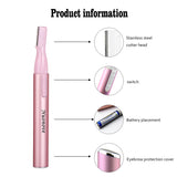 ToullGo-Eyebrow Trimmer Eyebrow Trimmer Eyebrow Shaver