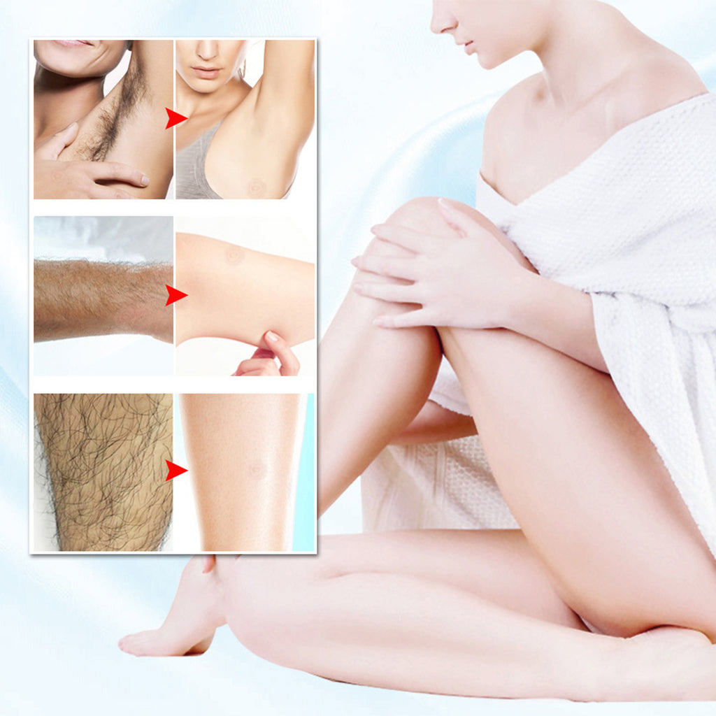 ToullGo-Hair Removal Cream, Painless Removal Cream,Soothing Refreshing Quick Depilatory Cream