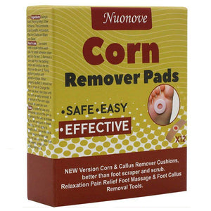 ToullGo-Calluses Remover Corn Remover Pressure Protection Plaster Treatment for Calluses