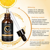 ToullGo-Vitamin C serum with hyaluronic acid,anti-aging facial serum