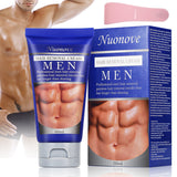 ToullGo-Hair Removal Cream Depilatory Cream Men, Leaves the Skin Gentle