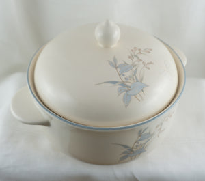 Vintage Kilkee by Noritake 2 Quart Covered Casserole Keltcraft Ireland