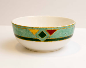 "Discontinued Southwestern Style 6"" All Purpose (Cereal) Bowl in Japora by Royal Doulton"