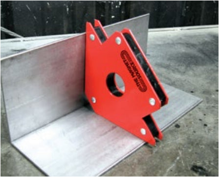 Welding Magnets Add Ease and Safety to Projects
