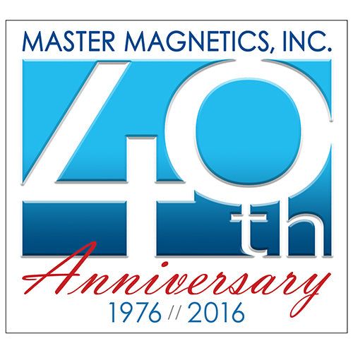 Forty Looks Attractive - Celebrating Four Decades of Magnetic Innovations and Growth for Master Magnetics