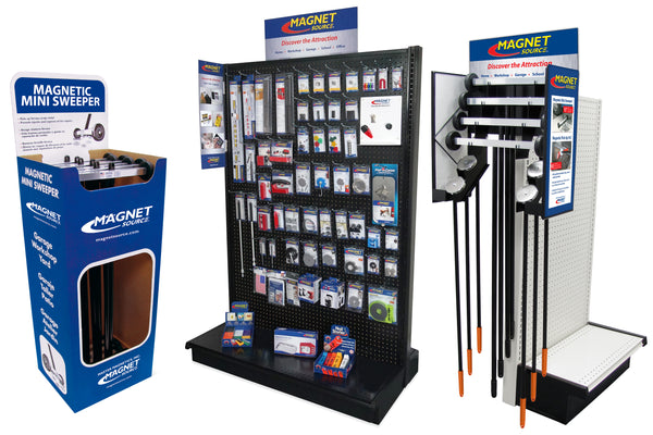 Magnetic Displays for Authorized Resellers