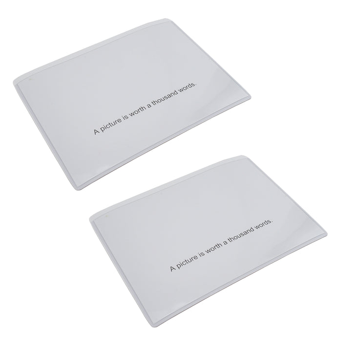 Magnetic Photo Pockets (2pk)