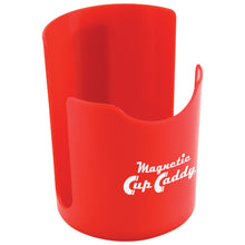 Load image into Gallery viewer, Magnetic Cup Caddy™, Red