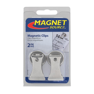 Handy Clips™ Magnetic Metal Clips (2pk)