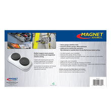 "Load image into Gallery viewer, 9"" Rectangle Magnetic Parts Tray"