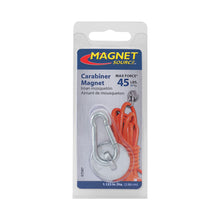 Load image into Gallery viewer, Neodymium Magnetic Carabiner Hook