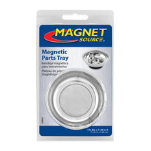 "Load image into Gallery viewer, 3"" Round Magnetic Parts Tray"
