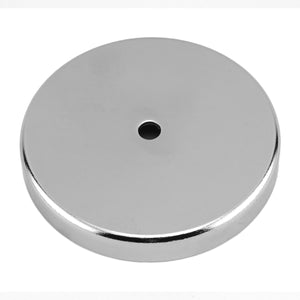 Ceramic Round Base Magnet with Attachments