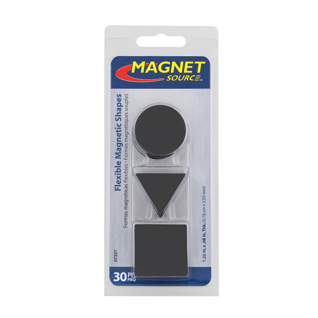 High Energy Flexible Magnetic Shapes (30pk)