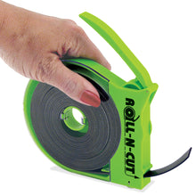 Load image into Gallery viewer, Roll-N-Cut™ Flexible Magnetic Tape Dispenser Refill