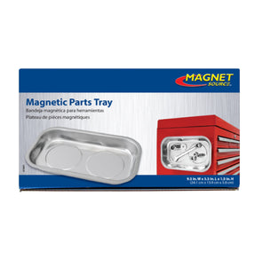 "9"" Rectangle Magnetic Parts Tray"