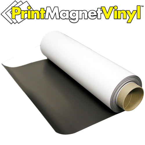 PrintMagnetVinyl™ Flexible Magnetic Sheet